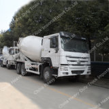 Sino HOWO Concrete Batching Vehicle 6X4 Concrete Mixer Truck