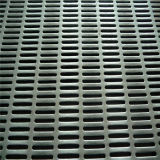 Stainless Steel Perforated Metal Slot Hole Sheet