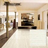 Hot Sale White Silk Line Stone Polished Porcelain Tiles (JW6080)