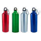350ml Aluminum Alloy Water Bottle for Travel on Bicycle
