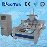 Rotary Table CNC/CNC 4 Rotary Head Akm1325-4h-4r