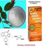 Effective Pharmaceutical Drug Ketotifen Fumarate for Antiasthmatic 34580-14-8