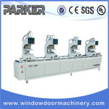 Parker Hot Sale Plastic PVC Window Door Four Point Welder Machine