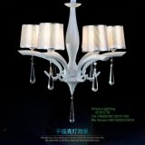 Beautiful Quality Modern Crystal Chandelier for Living Rooms (GD-170-6)