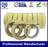 Yellow Masking Tape High Temperature Shrink Packaging Factory Price