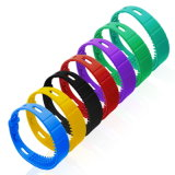 Colored Silicone RFID UHF Wristband with Anchor
