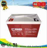 12V 80ah Long Life Storage Gel Battery for Solar System