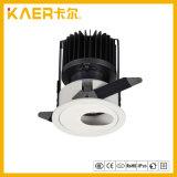 7W Embedded Circular CREE LED Wall Washer