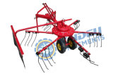 Rotary Hay Rake for Collecting Pasture