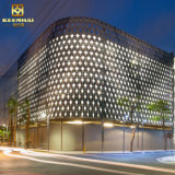 Decorative Aluminium Perforated Facade Panel
