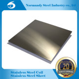 Titanium Coated/Scotch Brite Stainless Steel Sheet