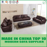 American Leather Sofa Set with Coffee Table