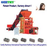 Construction Equipment Qtj4-26 Manual Cement Brick Machine