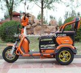 Hot and Cheap 3 Wheel Electric Adult Motorcycle Tricycle