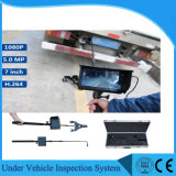 1080P HD 7 Inch Under Vehicle Inspection Camera DVR System with Waterproof IP 68