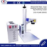 Motorized Portable Fiber Laser Marking Machine for Metal