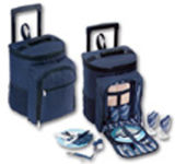 Insulated Picnic Cooler Trolley Bag (MS3053)