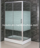 Rectangle Bathroom Shower Cubicle Cabin House (E-23L)