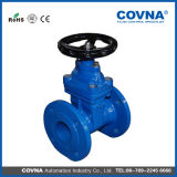 Non-Rising Stem Soft-Sealing Flange Gate Valve