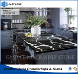 Hot Sale Quartz Stone Kitchen Countertop for Building Material with SGS & Ce Certificate (Marble colors)