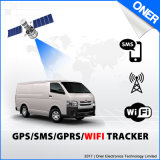 WiFi GPS Tracker with Tracking by Time, Distance and Engine