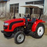 Small Power 25HP 2WD Farm Wheel Mini Tractor with Sunroof