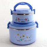 2 PCS Set High Quality Lunch Box,
