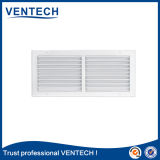 Curved Classical Return Air Grille for HVAC System