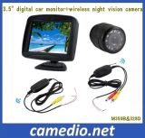 3.5/4.3/7inch Wireless Rear View Camera System for Cars