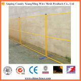 2015 Hot Sale Welded Contruction Wire Mesh Fence