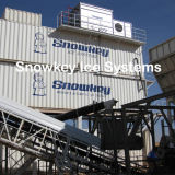 Containerized Water Chilling Systems Concrete Cooling System