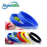 Custom Printing Logo Silicone Bracelet