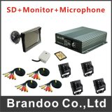 Best D1 4CH Ahd Camera and DVR Taxi Kit