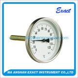 Hot Water Thermometer Type of Biemetal Thermometer