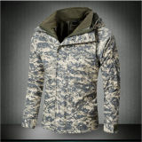 Camouflage Water Resistant Military Parka Ecwcs