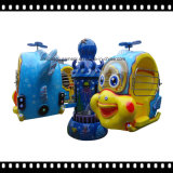Amusement Park Entertainment Children Ride Big Eyes Fish