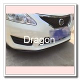 PVC Front Bumper Flexible Edge Strip Chin Protection Side Skirts Spoiler Lip for Auto
