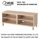 2017 High Quality Fashion Design Wooden TV Stand (TS-8)