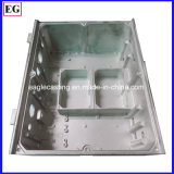 630 Ton Die Cast Filter Base Spare Parts for Communication Equipment