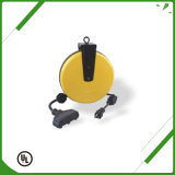 European 5A 10m Extension Cable Reel