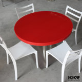 Modern Furniture Artificial Stone Restaurant Food Court Table