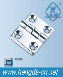 Yh8288 Iron 4 Holes Door Gate Hinge