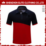 Wholesale Custom Logo 50% Cotton 50% Polyester Polo Shirts for Mens (ELTPSI-50)