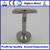 Adjustable Handrail Support with Dome Cap Stainless Steel Balustrade