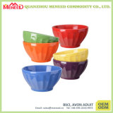 Food Contact Grade Japanese Melamine Miso Bowl in 100%