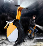 Single Wheel 17inch off-Road Mobility Motorcycle