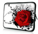 "Rose 13 Inch Neoprene Laptop Sleeve Case Bag for 13.3"" Latpop Apple MacBook PRO Air"