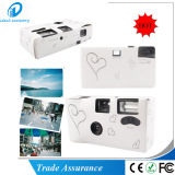 35mm Film Cheap Disposable Flash Quick Snap Single Use Camera (WDC-001)