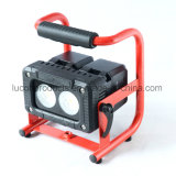 20W Rubber Cover CREE Chip Rechargeable Floodlight