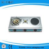 S/S Cast Iron Burner Tabletop Gas Cooker